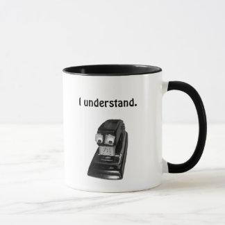 Googly-Eyed Stapler Mug