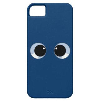 googly eyes iPhone 5 case