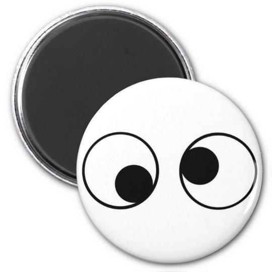 Googly Eyes Magnet