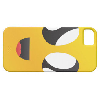 googly Eyes Smiley iPhone 5 Cover