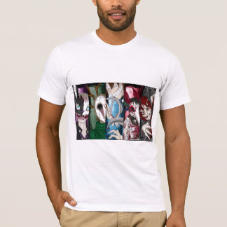 Goolish Anime Fantasy Characters T-Shirt