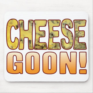 Goon Blue Cheese Mouse Pad