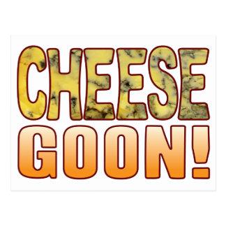 Goon Blue Cheese Postcard