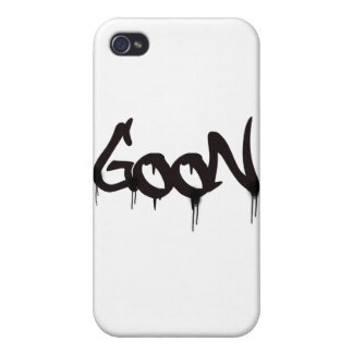 GOON COVERS FOR iPhone 4