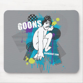 Goon Surf Stance Mouse Pad