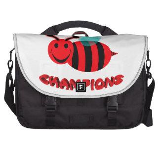 gooner bee champions bags for laptop
