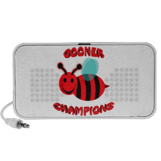 gooner bee champions portable speaker