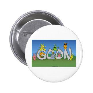 GoonLogo Pins
