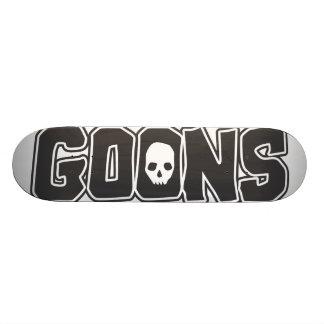 Goons Sk8 Skateboard Deck