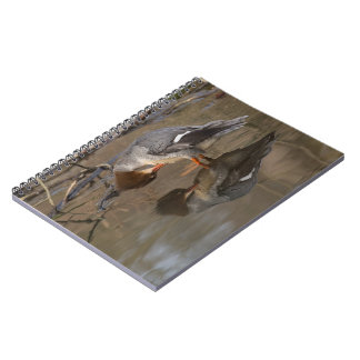Goosander Spiral Notebook