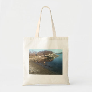 Goose and Ducks Canvas Bag