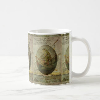 Goose and Frog's Easter Journey Coffee Mug