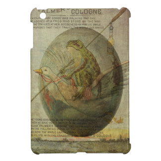 Goose and Frog's Easter Journey iPad Mini Cases