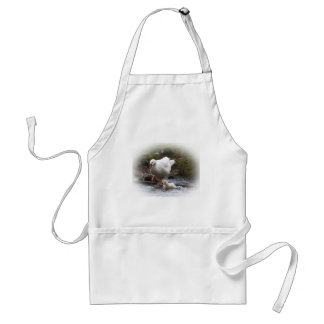 Goose and Gosling Adult Apron