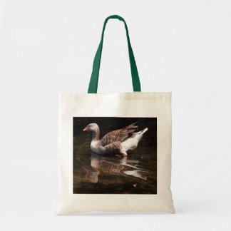 Goose at Keston Ponds Tote Bag