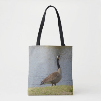 Goose By Pond Tote
