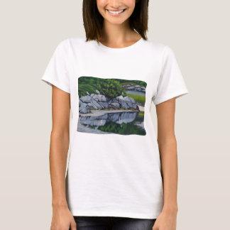 goose cove egret T-Shirt