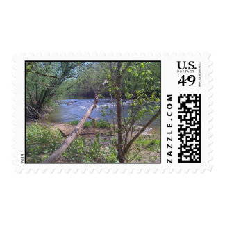 Goose Creek 2 Postage Stamps