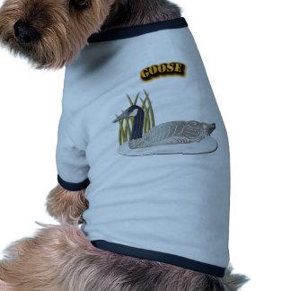 Goose Dog Tshirt