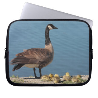 Goose Family 3 Laptop Sleeve