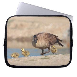 Goose Family 4 Laptop Sleeve