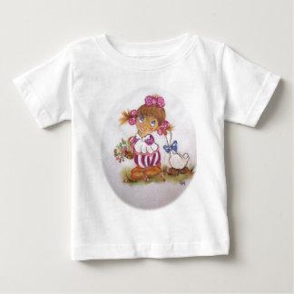 Goose girl baby T-Shirt