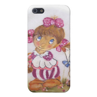 Goose girl iPhone 5 covers