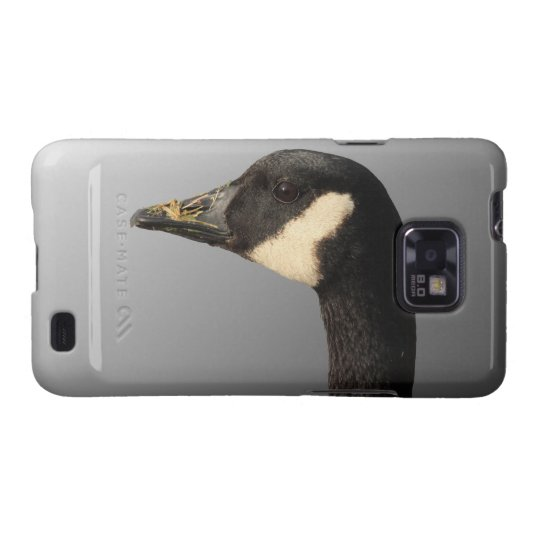 Goose head Android Case