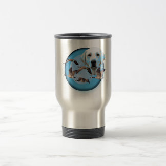 Goose hunter 3 travel mug