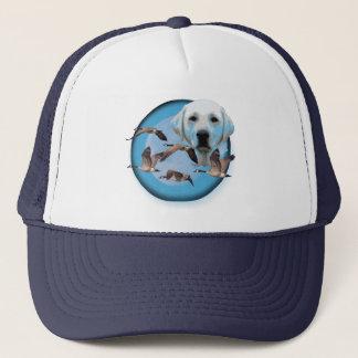 Goose hunter 3 trucker hat