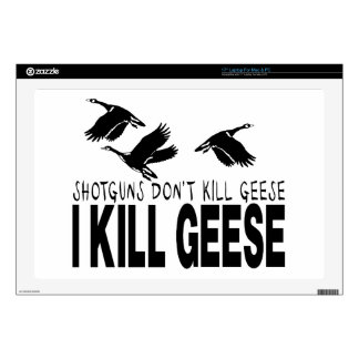 GOOSE HUNTING DECAL FOR LAPTOP