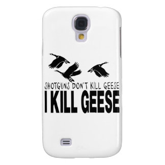 GOOSE HUNTING SAMSUNG GALAXY S4 CASES