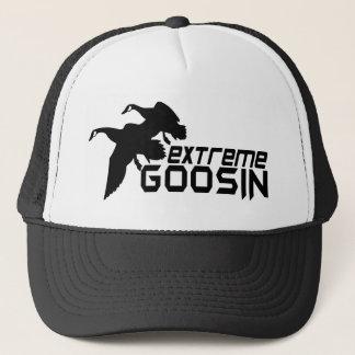 GOOSE HUNTING TRUCKER HAT