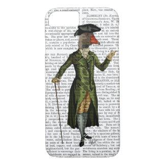 Goose in Green Regency Coat 2 iPhone 8/7 Case
