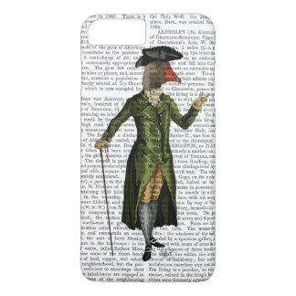 Goose in Green Regency Coat 2 iPhone 8 Plus/7 Plus Case