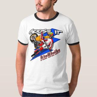 Goose It AirStrike Ringer T-Shirt