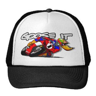 Goose It Road Race Hat