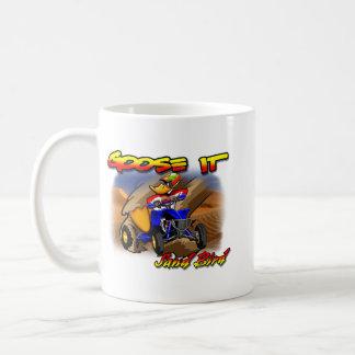 Goose It Sand Bird ATV Mug