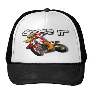 Goose It SUPERMOTO Hat