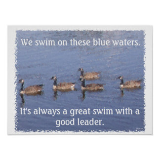 Goose Lake Poster