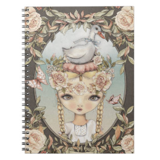Goose Lizzy notebook