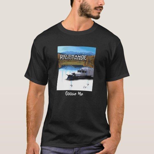 Goose Me  The Rio Grande Southern railfan's Tshirt