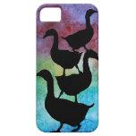 Goose Pile iPhone 5 Case