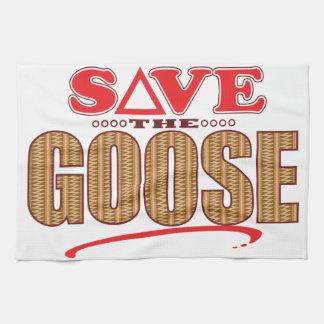 Goose Save Towel
