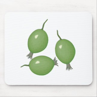 gooseberries mouse pad