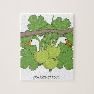 Gooseberries Puzzle