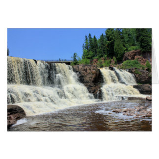Gooseberry Falls State Park, Minnesota Card