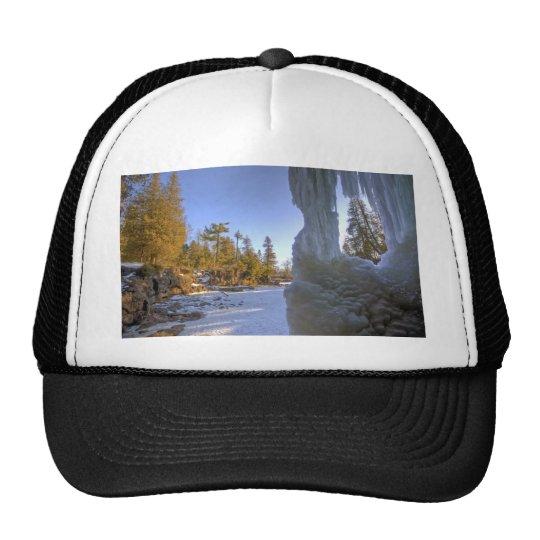 Gooseberry Frozen Frame Trucker Hat