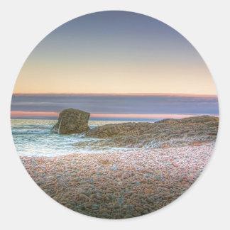 Gooseberry Lakeshore Classic Round Sticker