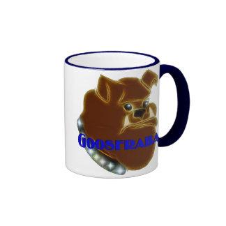 Goosfraba Bulldog Ringer Mug
